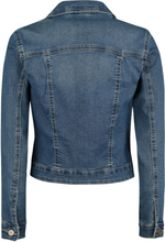 Noisy May - Debra Denim Jacket -Dongerijakke - blå