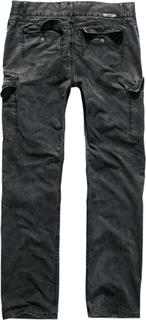 Brandit - Rocky Star Bukser -Cargo-bukser - koksgrå