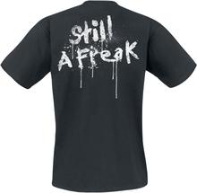 Korn - Still A Freak -T-skjorte - svart