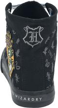 Harry Potter - Hogwarts -Høye sneakers - svart