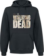 The Walking Dead - Walkers Fence -Hettegenser - svart