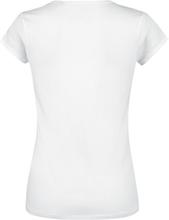 Mickey Mouse - Oh Boy -T-skjorte - hvit