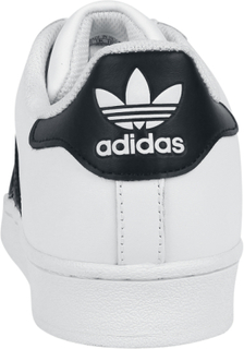Adidas - Superstar -Sneakers - hvit-svart