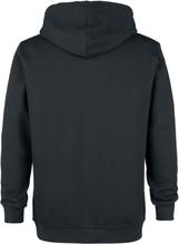 Adidas - Trefoil Hoodie -Hettegenser - svart