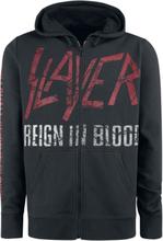 Slayer - Reign In Blood -Hettejakke - svart