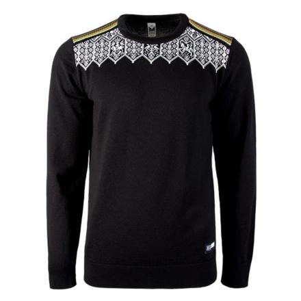 Dale of Norway Lillehammer Masculine Sweater Herr Tröja Svart S