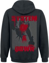 System Of A Down - Liberty Drip -Hettejakke - svart