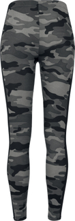 Urban Classics - Camo Stripe Leggings -Leggings - Mørk kamo