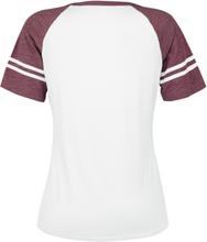 The Walking Dead - Hand -T-skjorte - hvit, rød