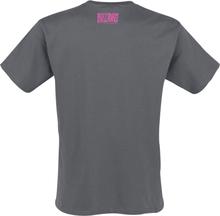 Heroes Of The Storm - Knockout At The Nexus -T-skjorte - koksgrå