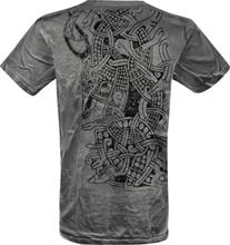Outer Vision - Thunderstorm -T-skjorte - grå