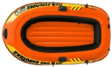 Intex 58356NP, Oppustelig båd, Sort, Orange, Gul, 304,8 mm, 133,4 mm, 362 mm, 3,77 kg