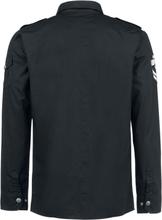 Rammstein - Rammstein -Langermet skjorte - svart