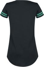 Sesam Stasjon - The Good, The Bad, The Hungry -T-skjorte - svart, grønn