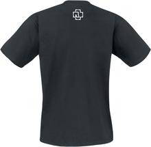 Rammstein - Ahoi -T-skjorte - svart
