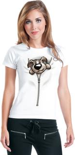 Puppy - -T-skjorte - hvit