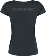 Rammstein - Ohne dich -T-skjorte - svart