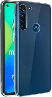 Motorola G8 Power Skal Ultra-slim Genomskinligt Skal Transparent