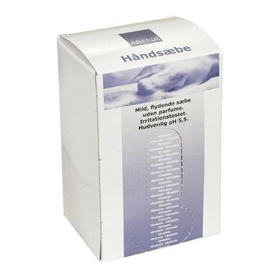 Håndsæbe, Abena, 700 ml, uden farve og parfume