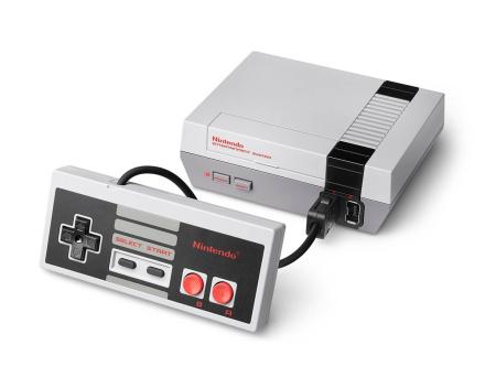 Classic Mini NES Edition