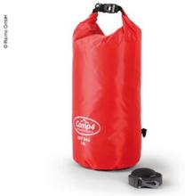 Dry pack 10 liter, rød, 210t nylon