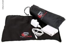 OutchAir varmepute inkl. lader + batteri