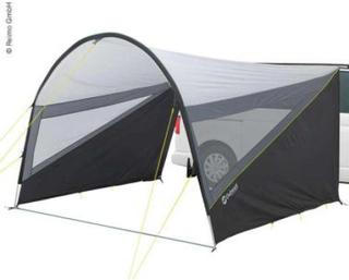 Solseil Touring Canopy L, 210x300x265/320 cm, inkl. 7 mm rør