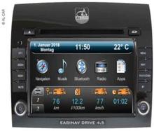 Navigasjonssystem Easynav drive 4 5 High DAB+ for Fiat Ducato