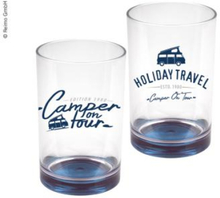 Holiday Travel vannglass Key West