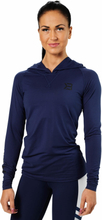 Better Bodies Performance L/S Hood, dark navy, medium Hoodie dam