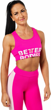 Better Bodies Bowery Sports Bra, hot pink, large Sport-BH dam