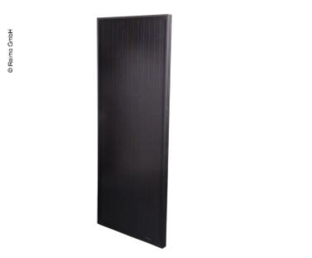 SOLCELLEPANEL CB-100 BLACK