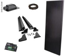 Solcelle-komplett anlegg 100W All-black
