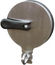 Spennholder 12 cm, sugekopp