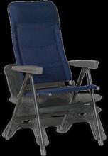 Westfield Advancer høy campingstol, blå