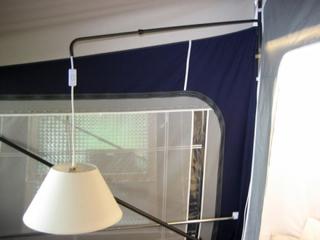 CAMP-LET LAMPEHOLDER
