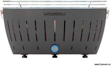 Bunnplate med vifte LotusGrill XL