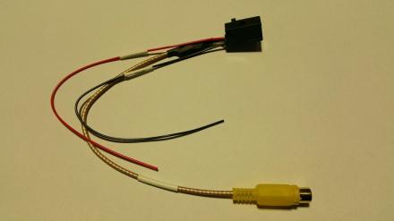 Adapter Ducato multimedia Dometic