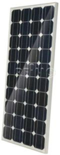 CARBEST SOLCELLEPANEL 100 WATT CB-100, 1200X550X35MM, MONOKRISTALLIN, 8,9 KG