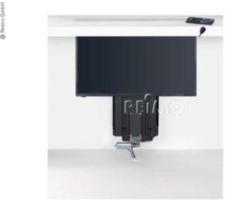 TV-holder sky tec med elektrisk drift