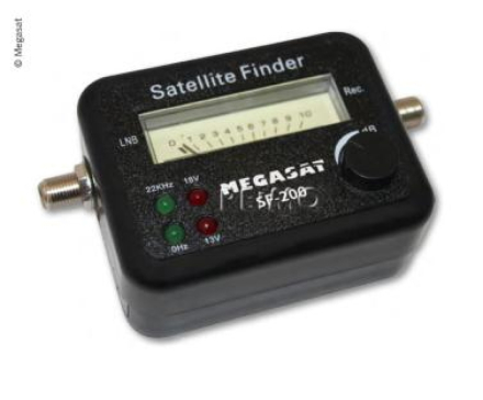 SATELLITE FINDER SF-200 MEGASAT