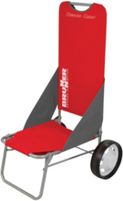 Foldbar strand trolly, beach cart