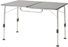 Stabillic twin campingbord 120x 80 cm, antrasitt