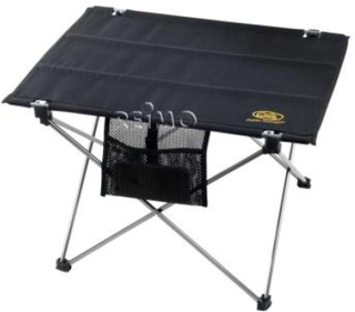 Camp4 sammenleggbart bord Daytona svart