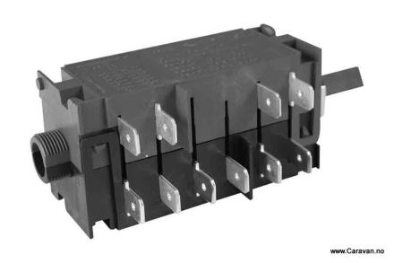BRYTER 5P P/E, PASSER TIL MODELL N80, N90, N112, N100E OG N145E