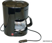 Kaffemaskin med kanne