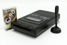 GPO CRS132 Kassettebåndoptager m. USB & mikrofon