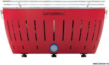 LotusGrill XL rød
