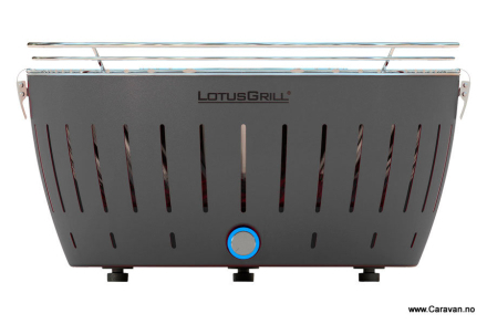 LOTUSGRILL XL, ANTRACIT