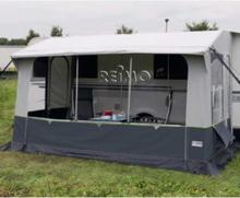 Reimo Casa Royal S 390 med stålstenger